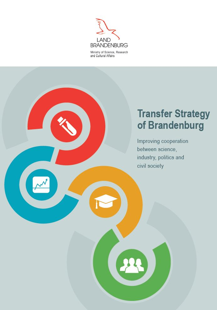 You can see the cover of the Transfer Strategy of Brandenburg publication